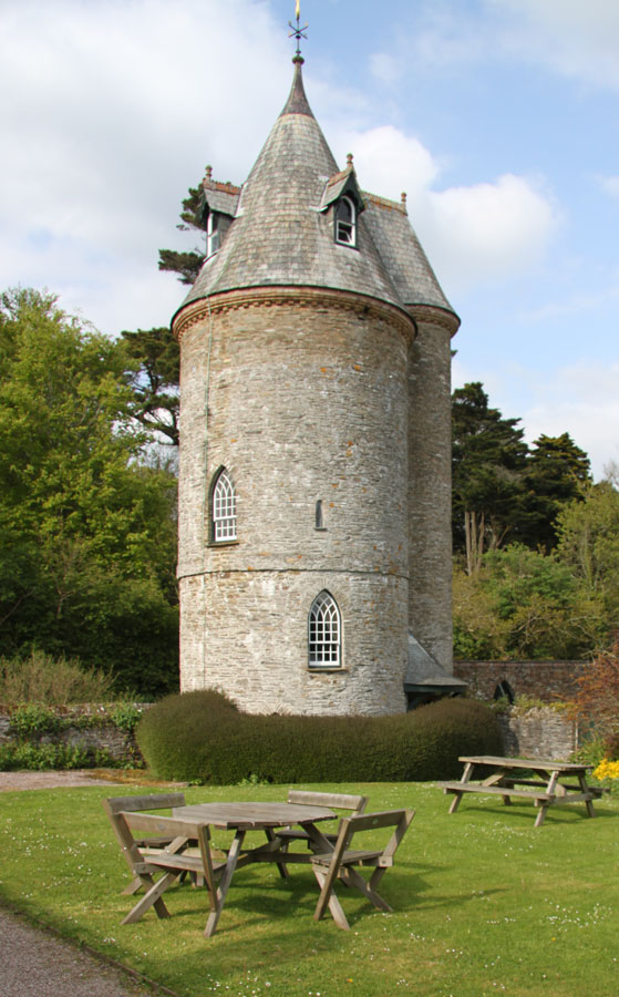 Photo of the Water Tower, Trelissick, Cornwall (IMG_0545a.jpg)